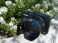 Canon PowerShot G1 X  Mark II Review