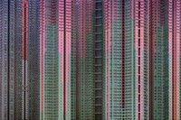 Michael Wolf offers a new perspective on Hong Kong's high-rises