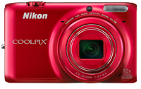 Nikon announces WiFi-enabled 12x Coolpix S6500