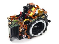 iFixit tears down the Nikon D600 - Chipworks confirms Sony sensor