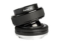 Lensbaby announces availability of LM-10 Sweet Spot lens for mobile and Sweet 50 optic