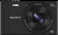 Sony Cyber-shot DSC-WX350 puts latest tech into travel zoom body