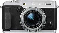 Fujifilm announces X30 enthusiast compact camera