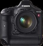 Canon announces EOS-1D C 4K DSLR with 8-bit 4:2:2 1080p HDMI output
