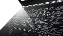 Lenovo Yoga Book features unique 'on-demand' keyboard 2