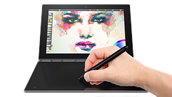 Lenovo Yoga Book features unique 'on-demand' keyboard 3
