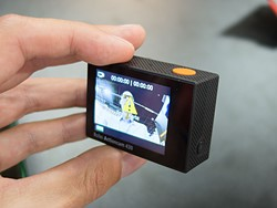 Rollei Actioncam 430 comes with 4K resolution and Full-HD slow motion 3
