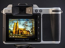 Medium-format meets the modern age: Hasselblad X1D-50c  shooting experience 6