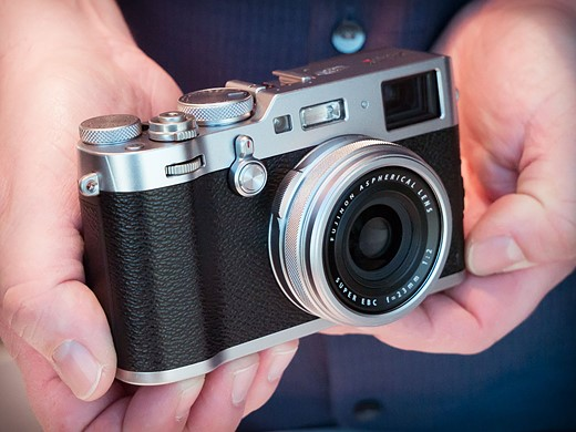 F is for '4th': Hands-on with Fujifilm X100F « 360Photography