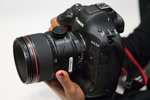 Hands-on with new Canon L-series primes 1