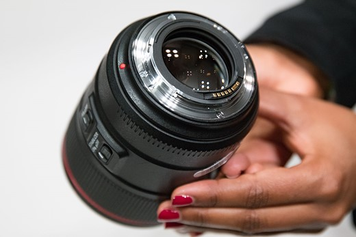 Hands-on with new Canon L-series primes 10