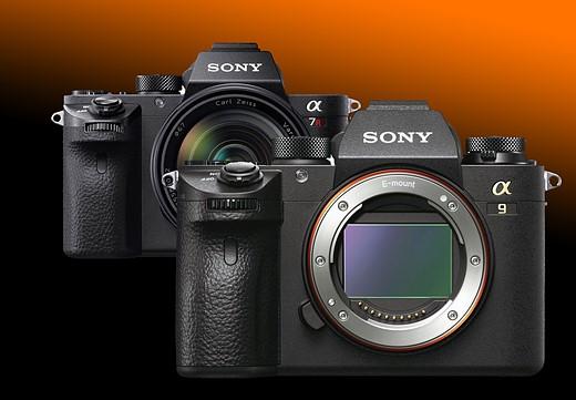Alpha-better: Sony a9 versus a7R II