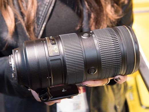 Hands-on with Nikon AF-S Nikkor 70-200mm F2.8E and PC Nikkor 19mm 2
