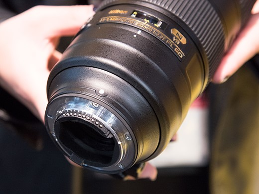 Hands-on with Nikon AF-S Nikkor 70-200mm F2.8E and PC Nikkor 19mm 3