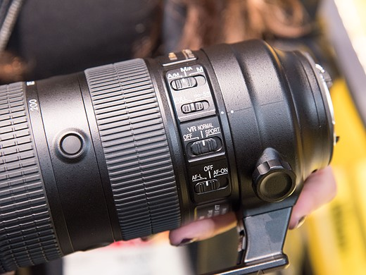 Hands-on with Nikon AF-S Nikkor 70-200mm F2.8E and PC Nikkor 19mm 5