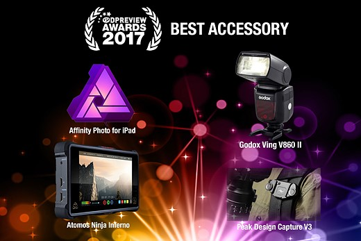 Our favorite gear, rewarded: DPReview Awards 2017 2