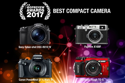 Our favorite gear, rewarded: DPReview Awards 2017 12
