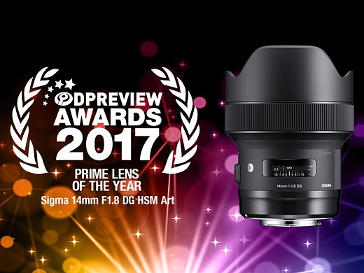 Our favorite gear, rewarded: DPReview Awards 2017 11
