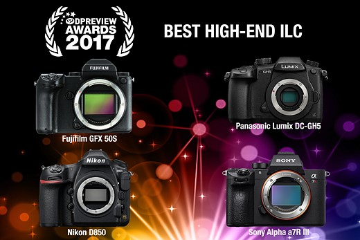 Our favorite gear, rewarded: DPReview Awards 2017 20