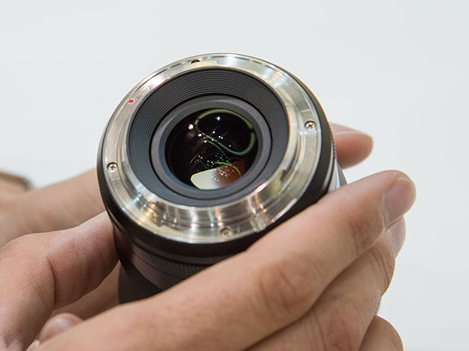 Photokina 2016: Hands-on with Laowa 15mm F2 FE and 7.5mm F2 MFT 3