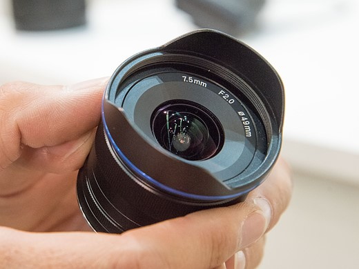 Photokina 2016: Hands-on with Laowa 15mm F2 FE and 7.5mm F2 MFT 9