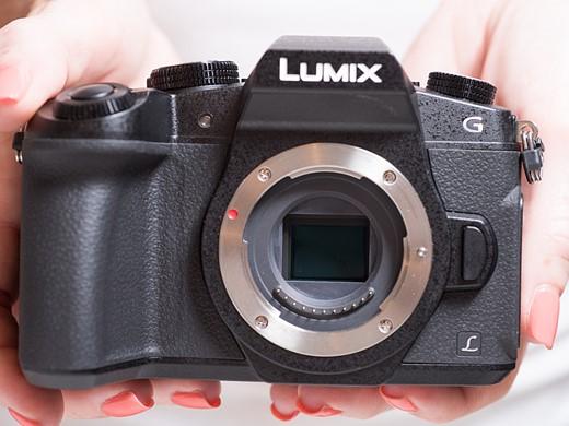 Hands-on with the Panasonic Lumix DMC-G85 6