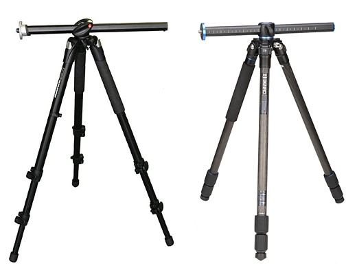 Manfrotto and Benro settle 90 degree center column dispute 1