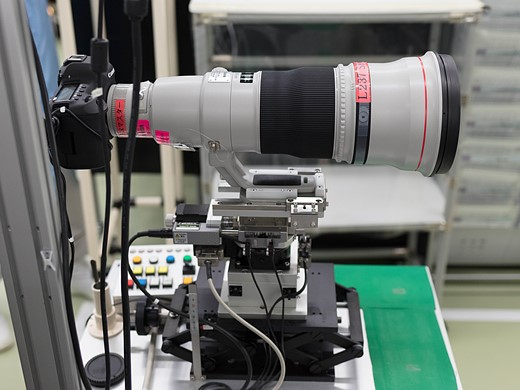 The home of the L-series: We tour Canon's Utsunomiya factory 23