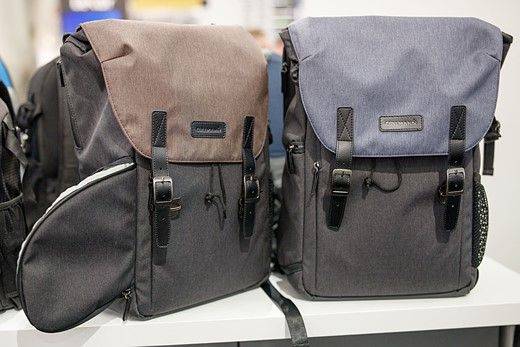 14270d966e Hands-on  New camera bags from Photokina 2018