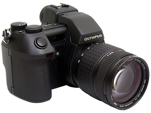 Throwback Thursday: Olympus E-10 1