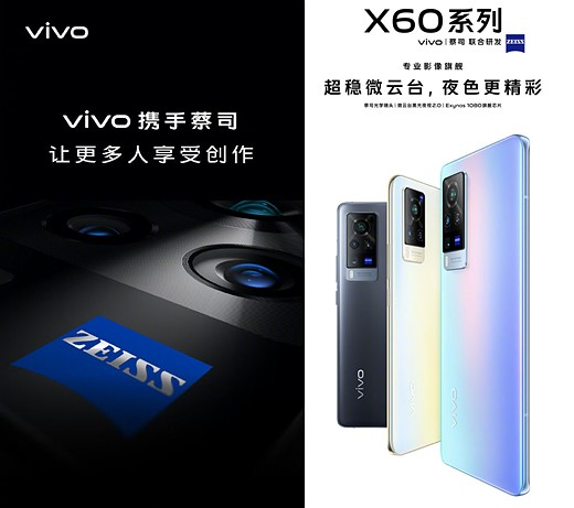 Zeiss, Vivo form partnership to bring Zeiss camera components to Vivo's  premium smartphones: Digital Photography Review