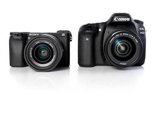 Canon EOS 80D vs Sony a6300: vying for the stills/video hybrid crown 5