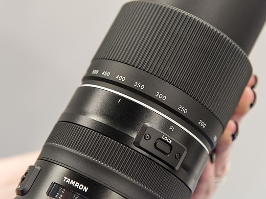 Photokina 2016: Hands-on with Tamron's SP 150-600mm F5-6.3 Di VC USD G2 6
