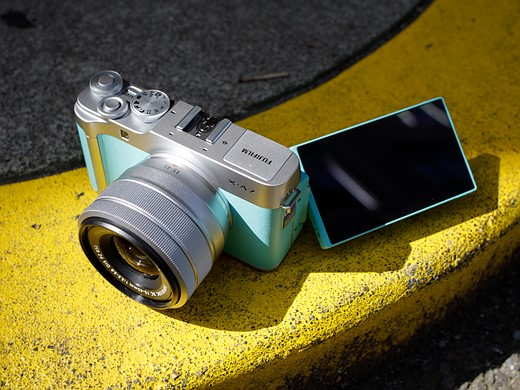 Hands-on with the Fujifilm