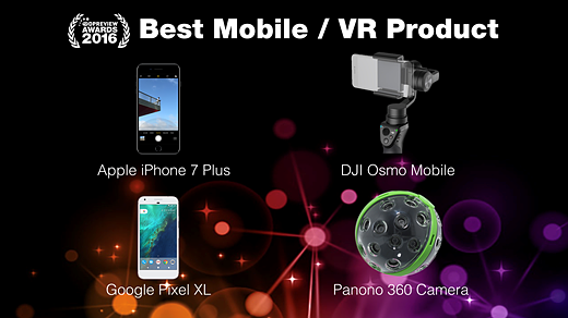 Our favorite gear, rewarded: DPReview Awards 2016 4
