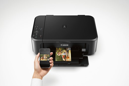 Canon PIXMA MG3620 can print photos directly from social