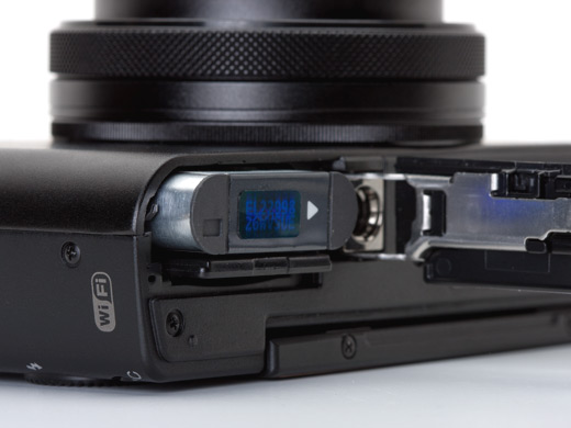 Canon G1 X III vs. Sony Cybershot RX100 V 7