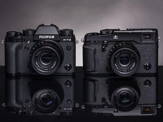 Fujifilm X-Pro2 versus X-T2: Seven key differences 1