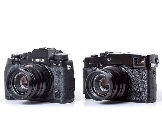 Fujifilm X-Pro2 versus X-T2: Seven key differences 11