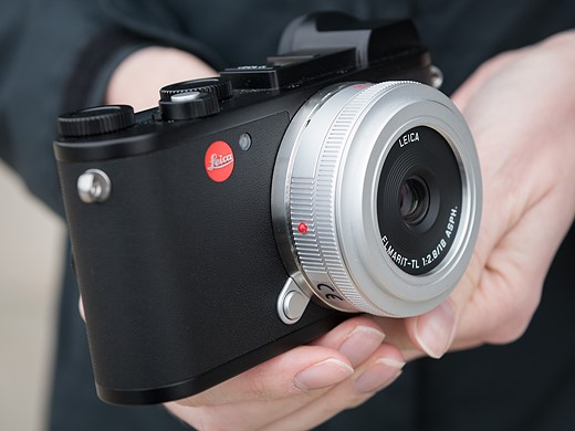 The Leica CL is (almost) what the TL should have been 16
