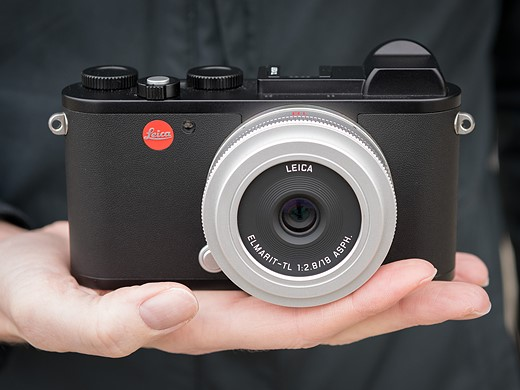 The Leica CL is (almost) what the TL should have been 1