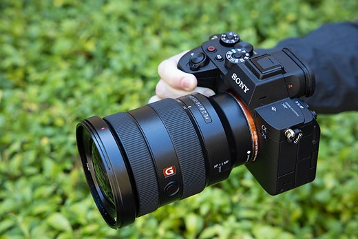 Hands-on with the Sony a7S III