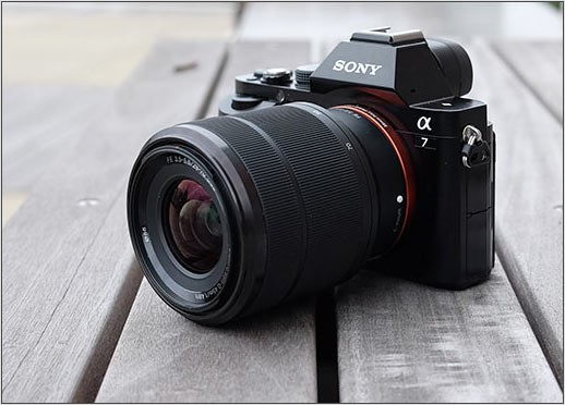 sony alpha 7 review full frame mirrorless is here digital photography review - Mirrorless Full Frame