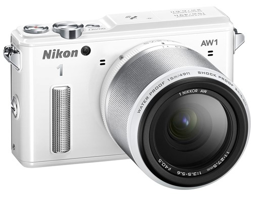 Although The Control Logic Of Nikon 1 Aw1 Is Firmly Geared Towards Point And Shoot Photography It S A Cut Above Relatively Numerous Tough Compacts
