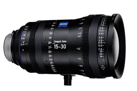 Zeiss announces Compact Zoom CZ.2 15-30mm T2.9 lens: Digital ...