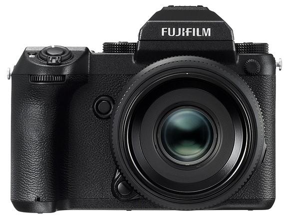 2016: Fujifilm GFX 50S