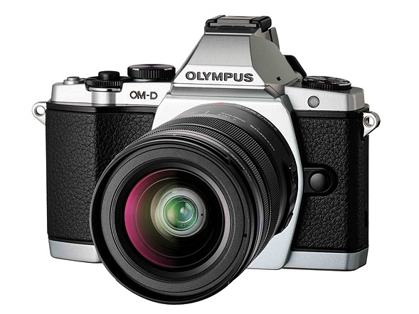 2012: Olympus OM-D E-M5