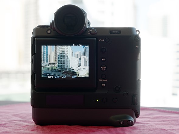 DPREVIEW EXCLUSIVE: Hands-on with Fujifilm 100MP GFX medium