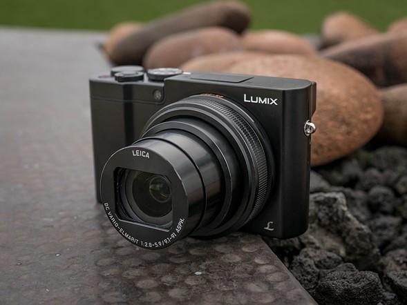 Panasonic DMC-ZS100 Camera 64 Bit