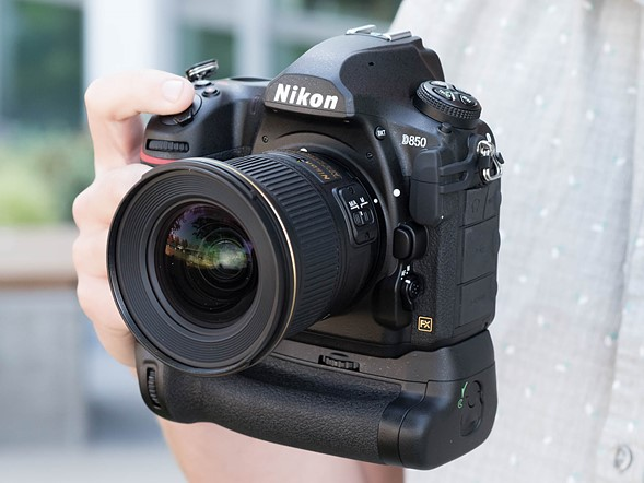 Nikon D850: What we hoped for – and what we got: Digital
